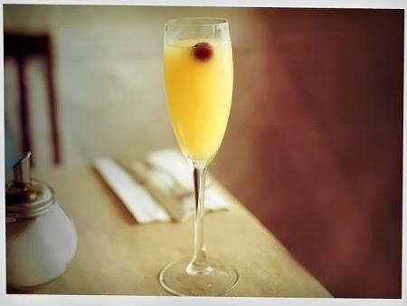Mimosa de Mango, Cocteles Romanticos para San Valentin