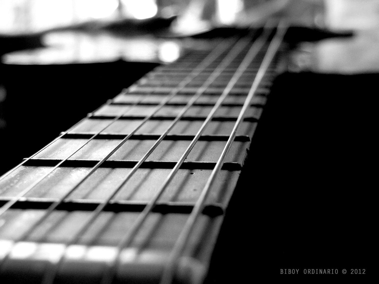 a beautiful Philippine made guitar