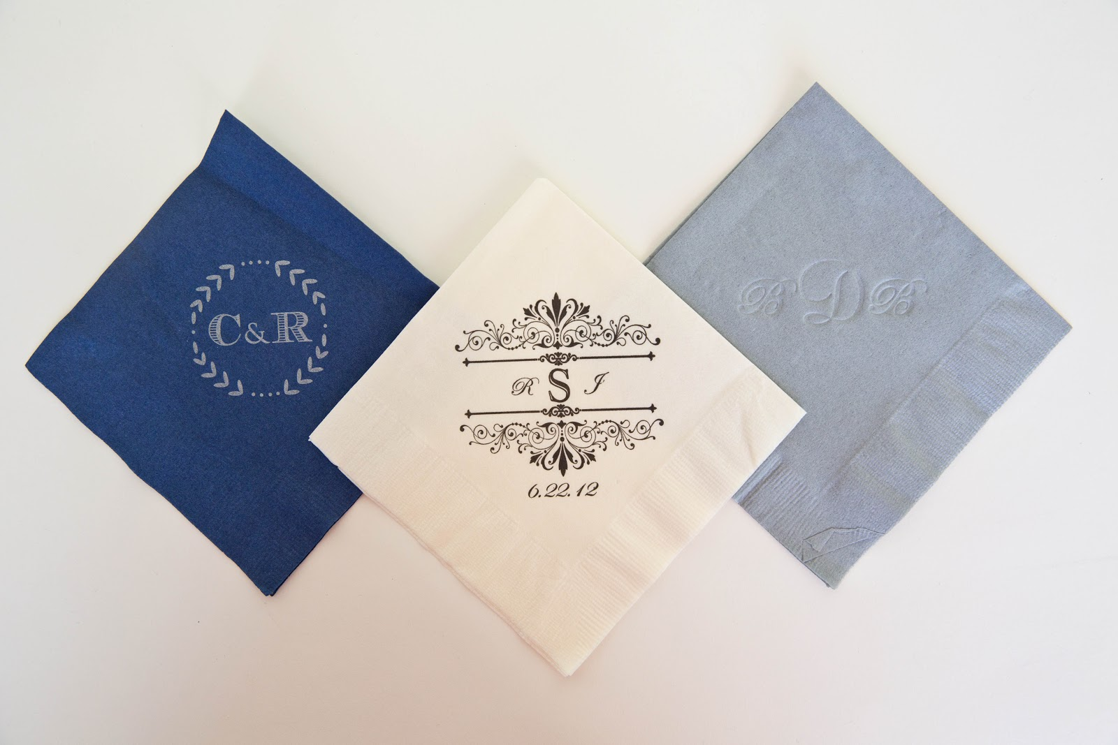 Wedding Wedding Cocktail Napkins cocktail napkins baltimore custom wedding napkins