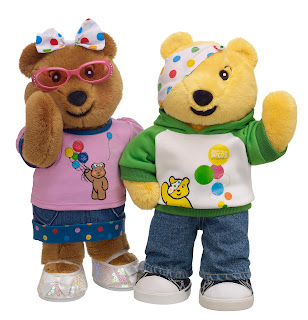 Children In Need, Build A Bear Workshop
