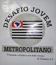 Desafio Jovem Metropolitano