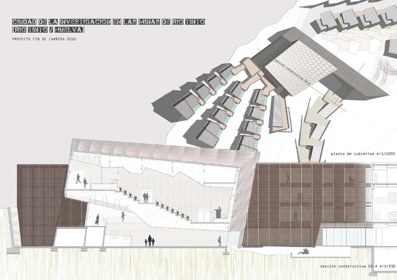 Proyectos fin de carrera de arquitectura estudio incl n for Carrera de arquitectura