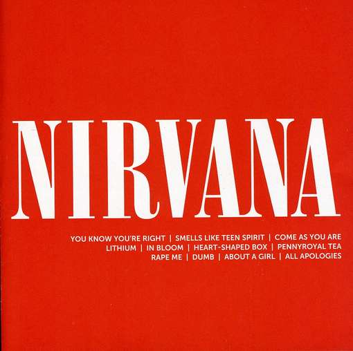 Download  musicasBAIXAR CD Nirvana – Icon (2010)