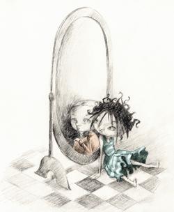 Fantas as sue os y m s soy espejo y te reflejo - Que pasa si se rompe un espejo en casa ...