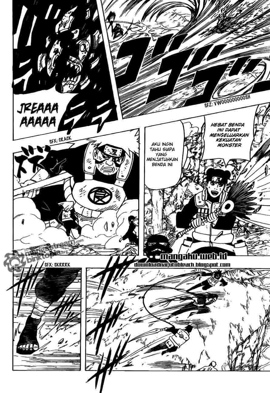 Naruto 533 page 2
