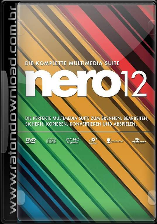 Nero 12 Platinum Key Patch ONLY - Software Crack Works