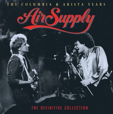 Air Supply- The Definitive Collection