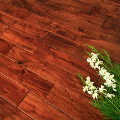 exotic acacia hardwood flooring