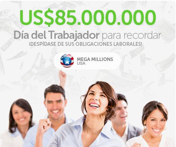 megamillions loterias