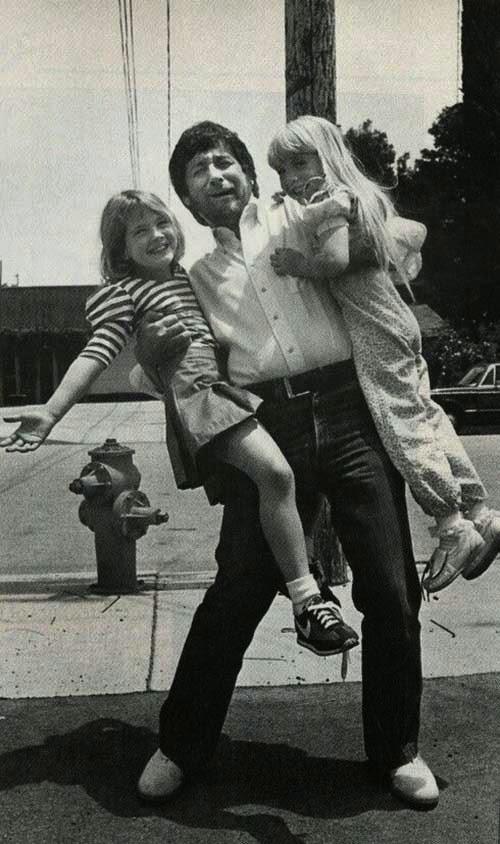 spielberg.e.t.-poltergeis-fotos rodajes años 80