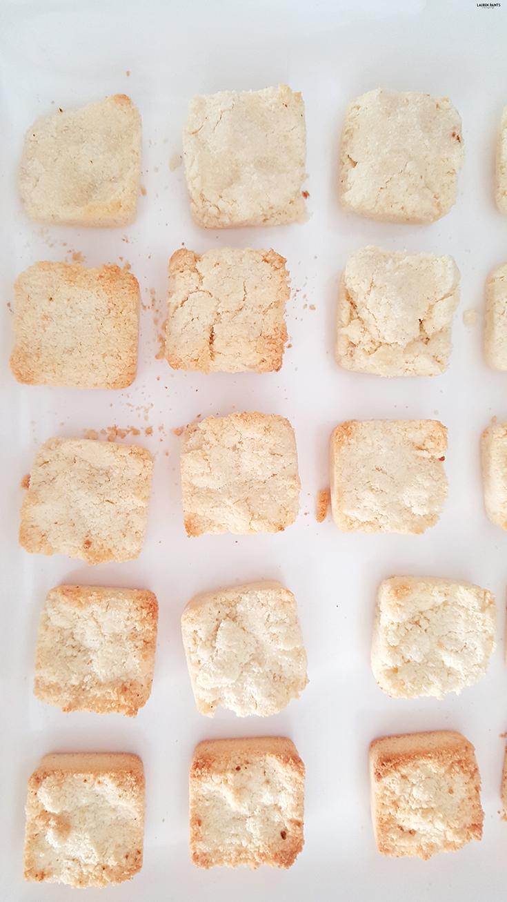 Sweet as Sugar & as Naughty as Egg Nog Holiday Cookie Recipe with Splenda!