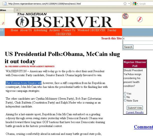 Obama The Evidence Vault Obamas Fake Birth Certificate The