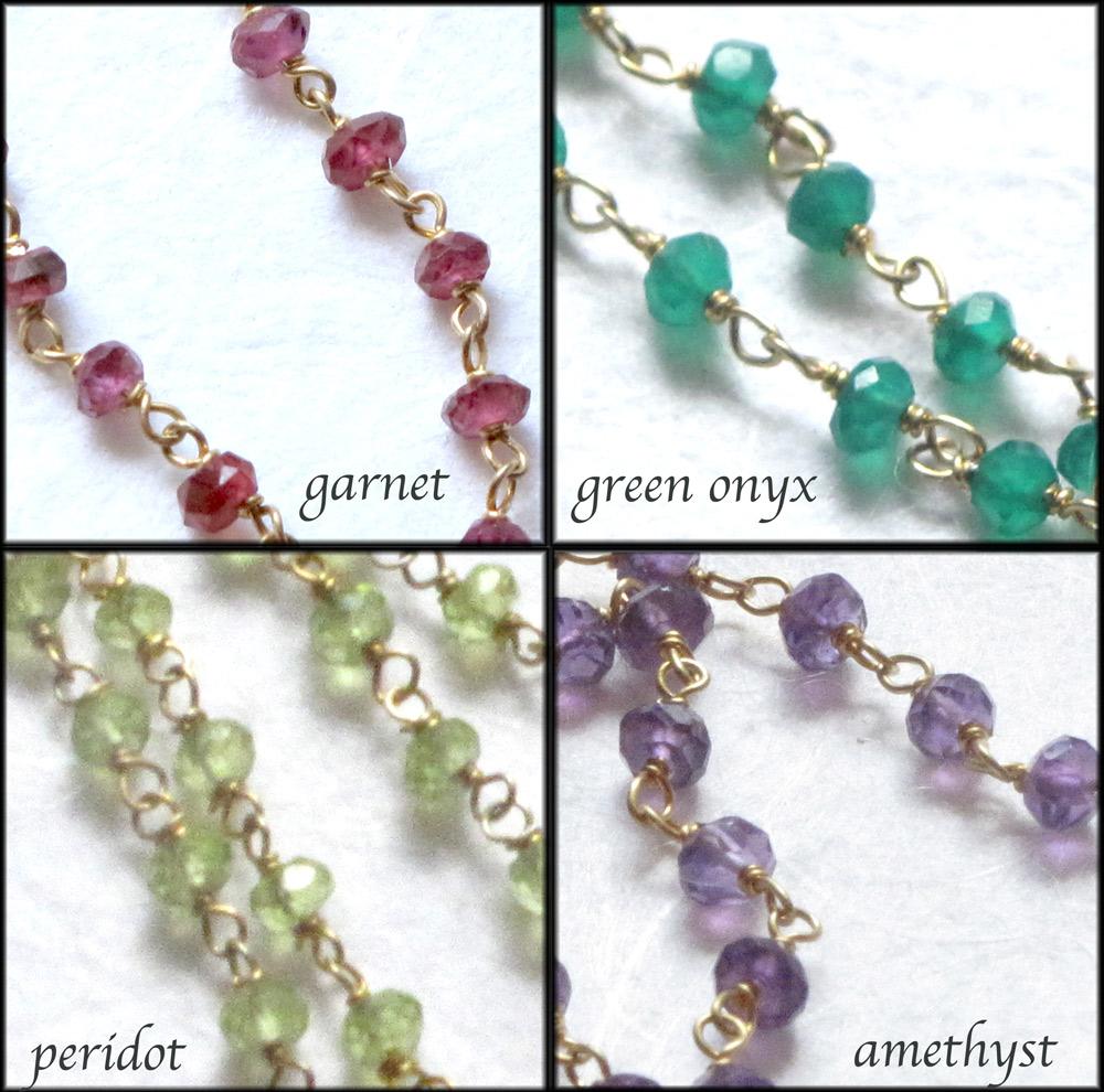 Bespangled Jewelry: Lucky Gold Hamsa Necklace: Beautiful