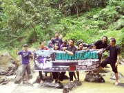 Wisata Batang Curug Sigandul Sodong
