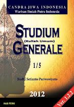 Buku Pentalogi STUDIUM GENERALE