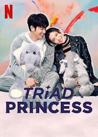 Vero está viendo con Mayu: Triad princess
