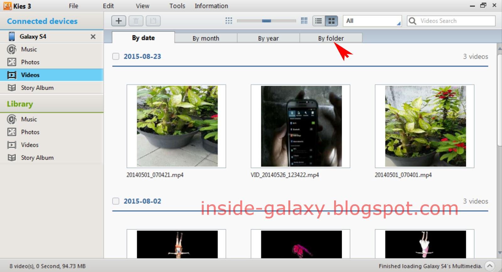 samsung galaxy s4 mini how to delete apps