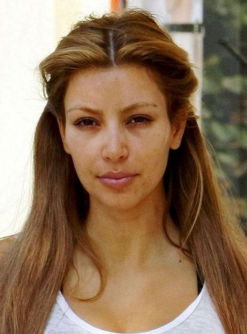 Nicole Scherzinger Without Makeup
