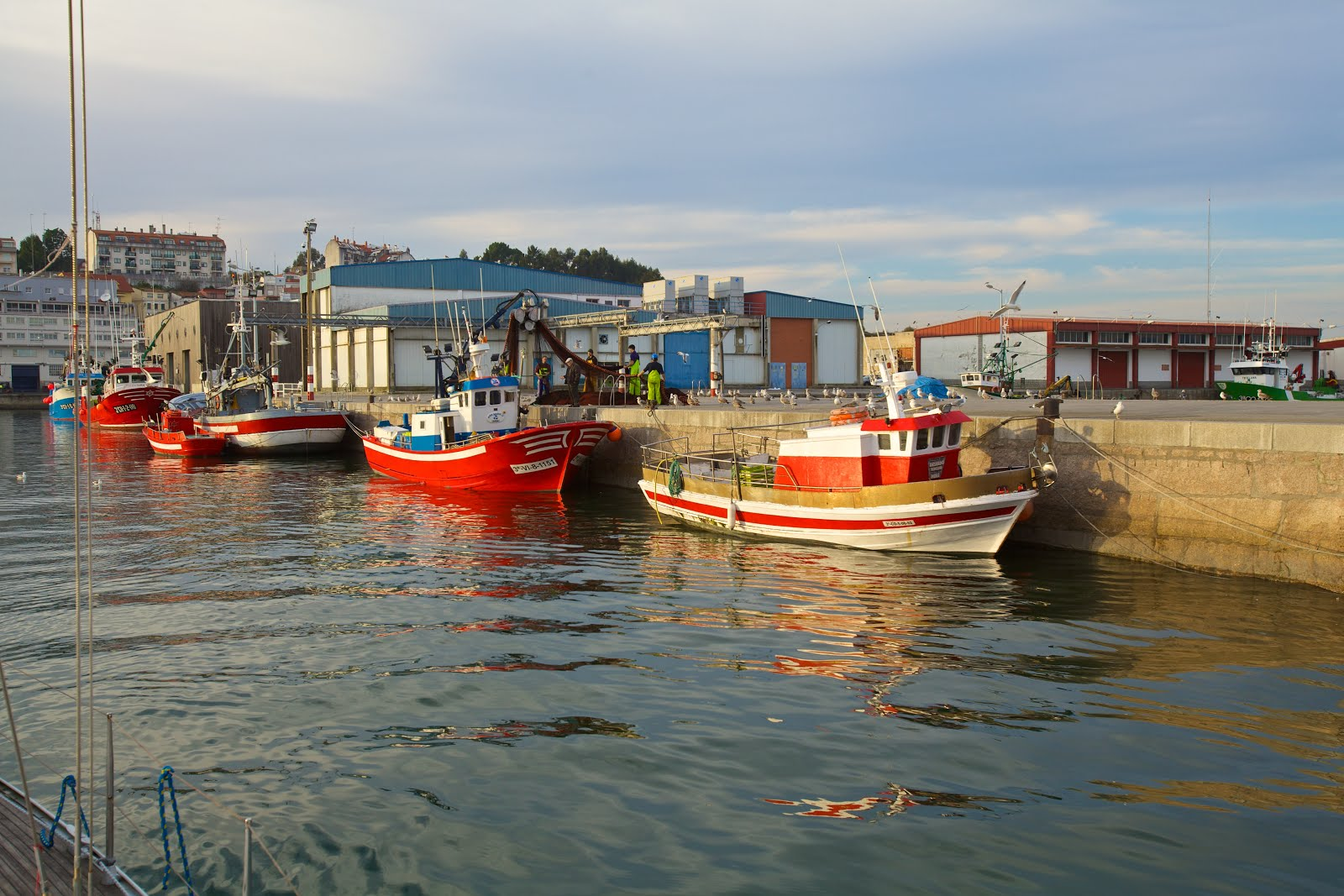 Porto de Sada
