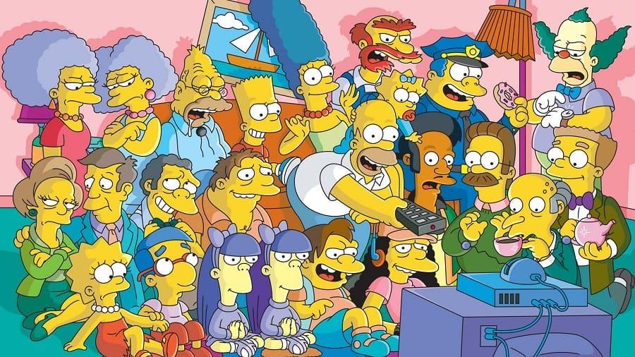 Os Simpsons - 20ª Temporada Torrent Imagem