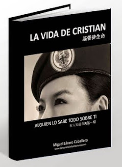 LA VIDA DE CRISTIAN: Alguien lo sabe todo sobre ti e-book