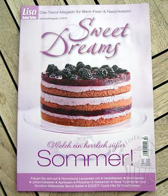 Zeitschrift Sweet Dreams