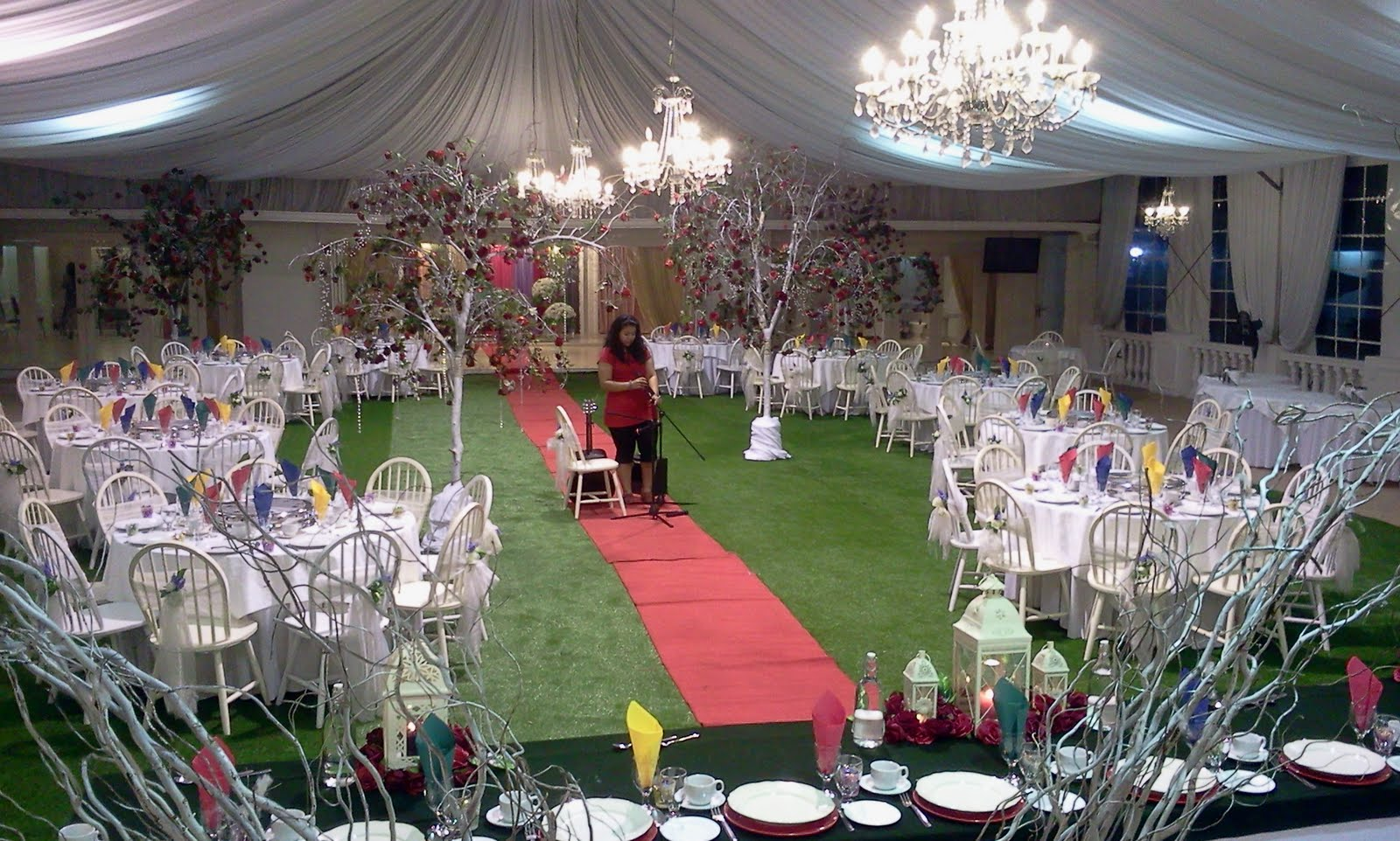 Garden wedding malaysia duchess place english themed wedding klang valley junglespirit Images