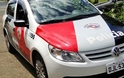 POLÍCIA MILITAR DE JUQUIÁ PRENDE LADRÃO EM FLAGRANTE