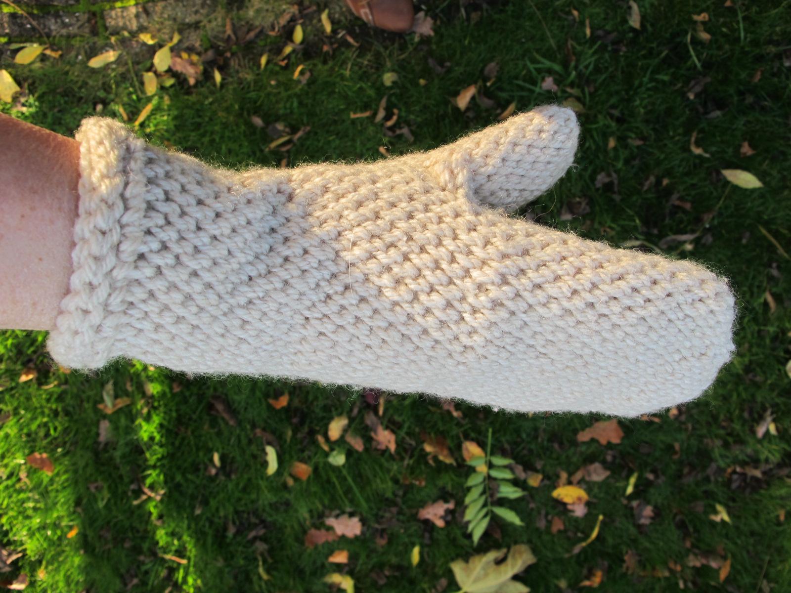Amore Fecit: Tutorial Shepherds Knitting