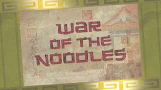 Cover, resensi film, film review, Kung Fu Panda : Legend of Awesomeness S03E02 - War of the Noodles, pic