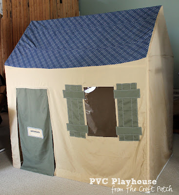 The Craft Patch Pvc Playhouses
