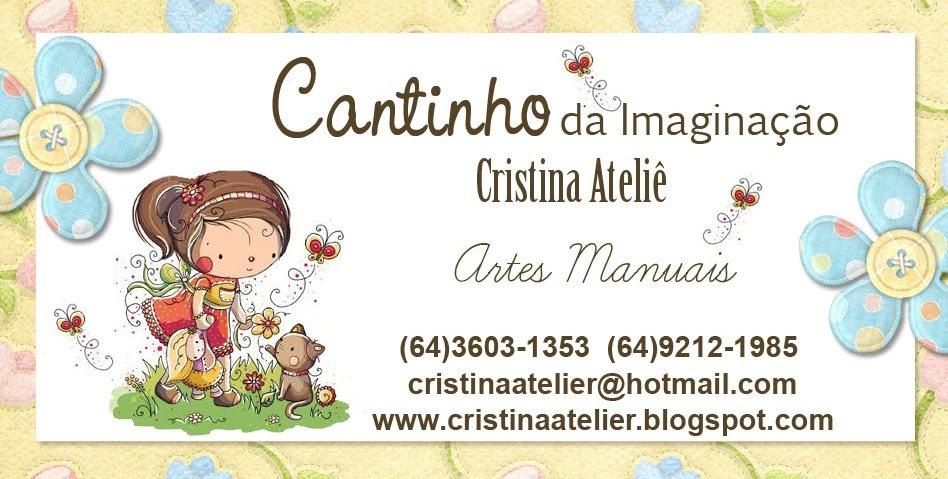 """Cantinho da imaginação """"Cristina Ateliê"""""""