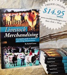Livestock Merchandising Book