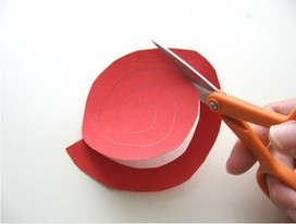 Cara membuat kerajinan tangan dari kertas bekas , membuat bunga kertas ...