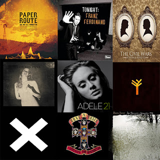 Saints novel playlist