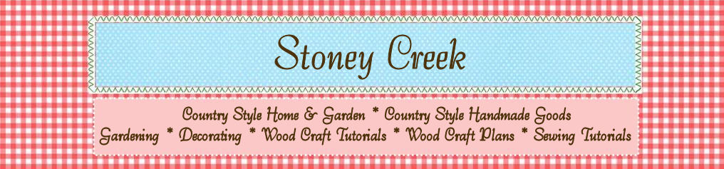 Stoney Creek Blog