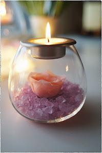 Kynttilöiden kauneutta