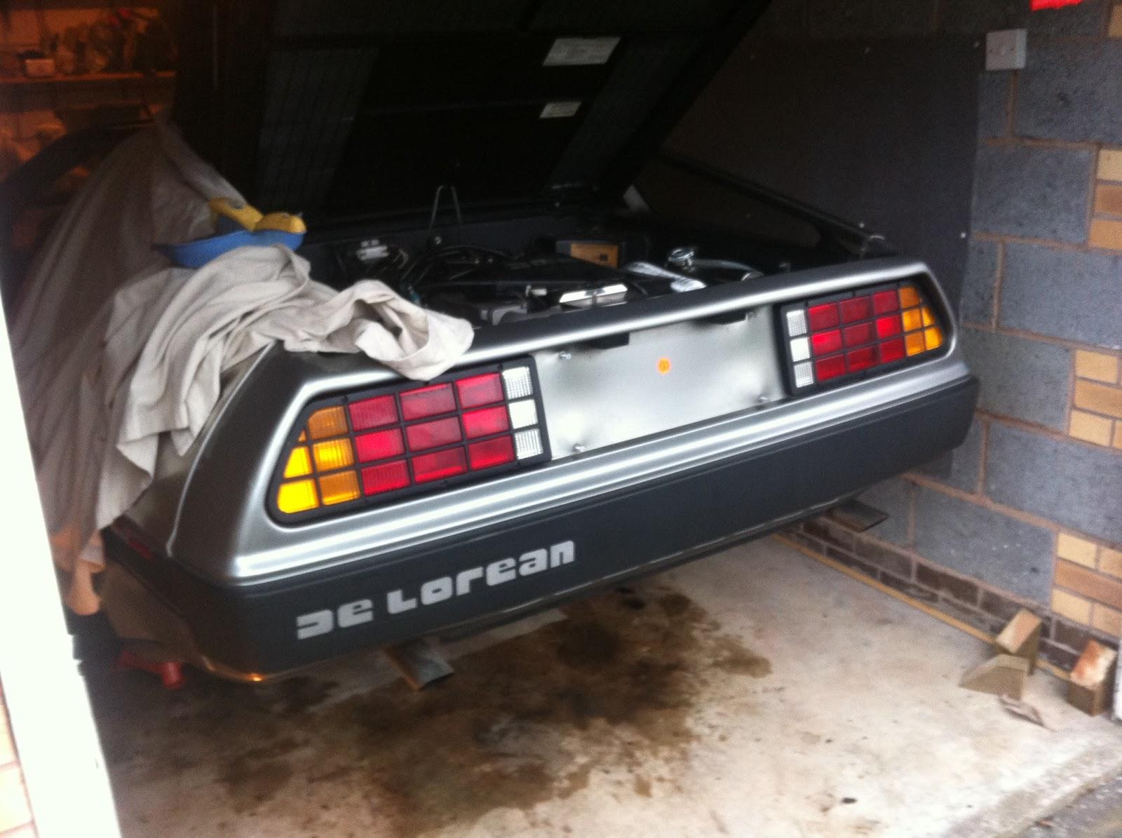 Importing My DeLorean - 1982 VIN# 10719: Coating the Frame in POR-15