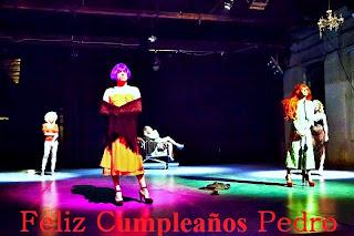 HAPPY BIRTHDAY PEDRO