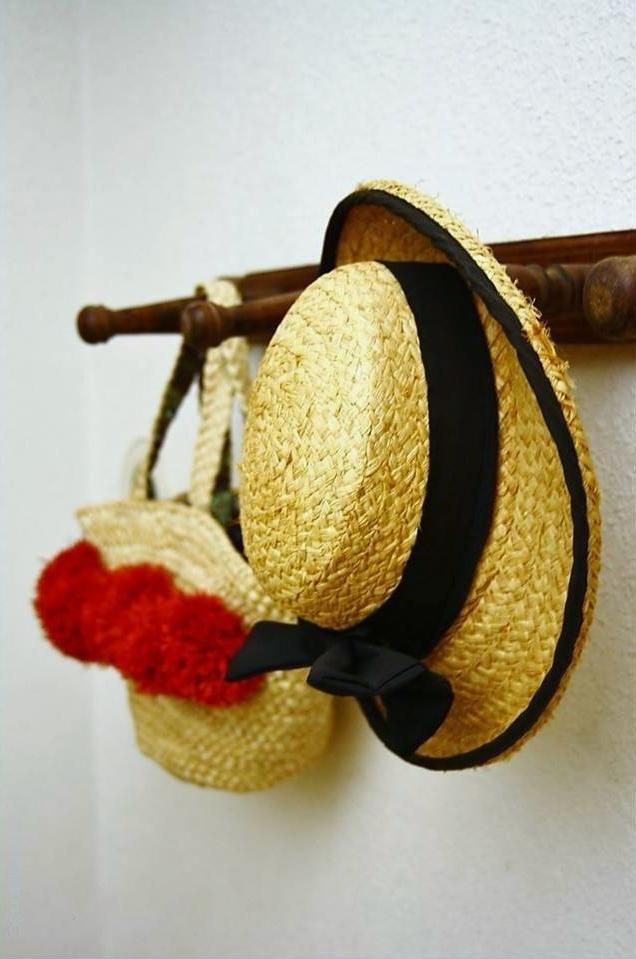 Mi colecci n de sombreros hampton sc - Perchero para sombreros ...
