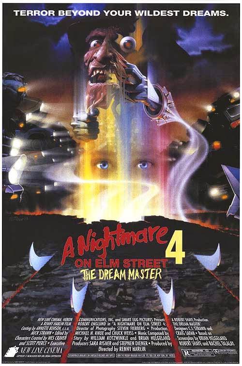 Nightmare On Elm Street 2 Poster Naptown Nerd: A Nightm...