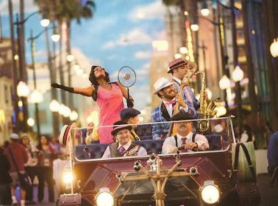 Five Dime DCA Disney California Adventure Passholder book