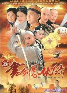 Thư Kiếm Ân Cừu Lục - The Book And The Sword (2010) - FFVN - (40/40)