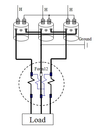 Line Reactor Wiring Diagram further Wire Diagram For Motor besides Meter Base Wiring additionally Wiring Diagram Of Kilowatt Hour Meter additionally Single Phase Disconnect Wiring Diagram. on single phase meter wiring diagram