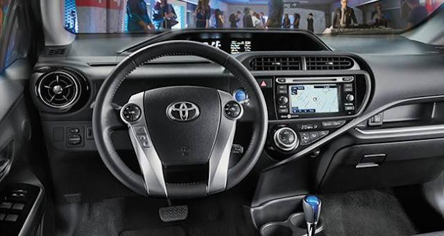 2017 Toyota Prius C Review