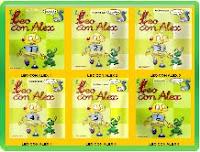 LEO CON ÁLEX: CUADERNILLOS DE TRABAJO 1 AL 6