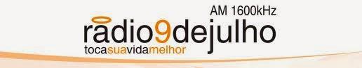 ouvir a Rádio 9 de Julho AM 1600,0 São Paulo SP