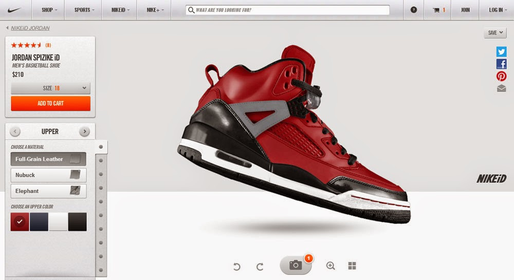 eb6d5737a8d7 Jordan Shoes  Customize Jordan Online