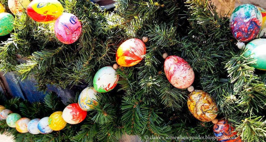 Easter eggs - Germany