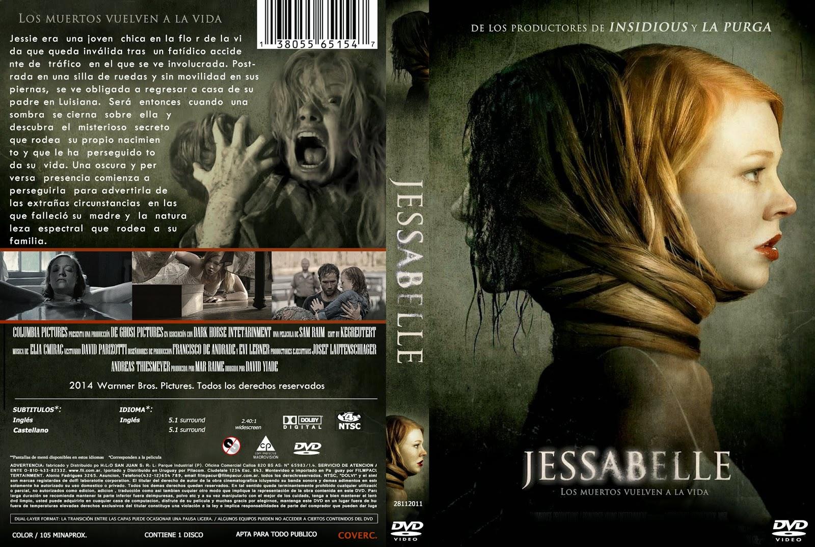 Baixar Jessabelle O Passado Nunca Morre DVD-R Jessabelle 2BCOVERCREATORS